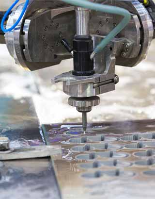 Demineralizing Resin Reduces Operating Expense of Waterjet Equipment